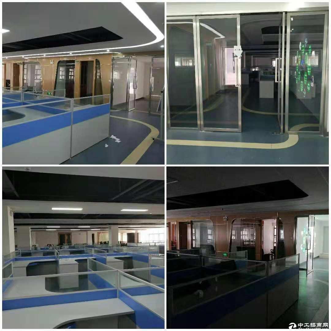 坪山大工业区精装修办公室280平厂房出租水电齐全