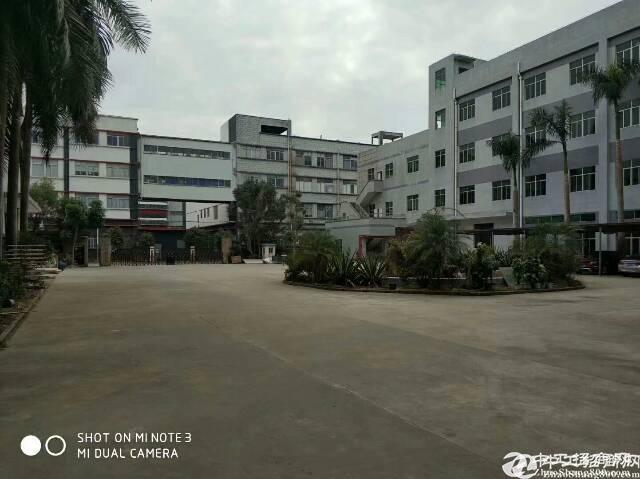 布吉李朗工业新出楼上700平可分租厂房出租