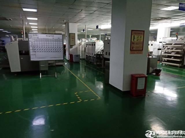 南山西丽白芒关带装修红本租赁合同1150平米厂房出租
