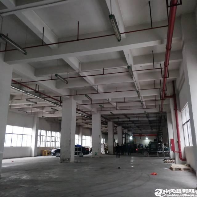 广州市番禺区新出独栋楼上标准厂房2500平米招租