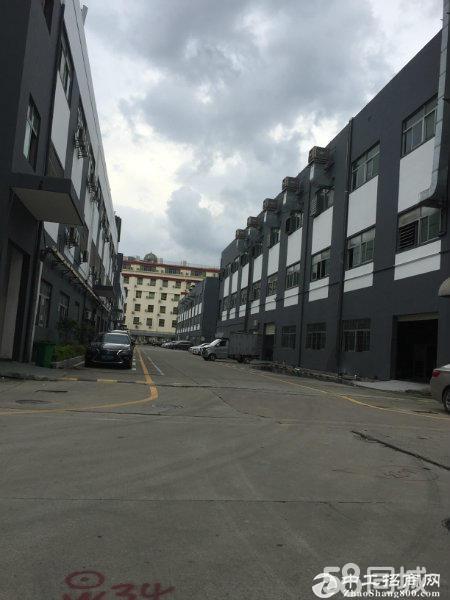 龙华樟坑径环观南路轻轨站工业园独院6000平方厂房
