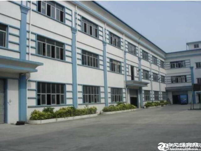 龙岗5.8米一楼厂房1690平米招租大小可以分租