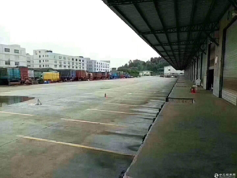 平湖海吉星附近大型物流园22000平米带卸货平台