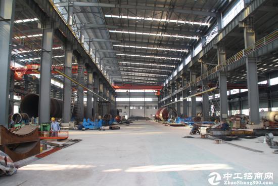 [汉南厂房] 汉南高跨重型厂房5000平米,独院60亩,可分