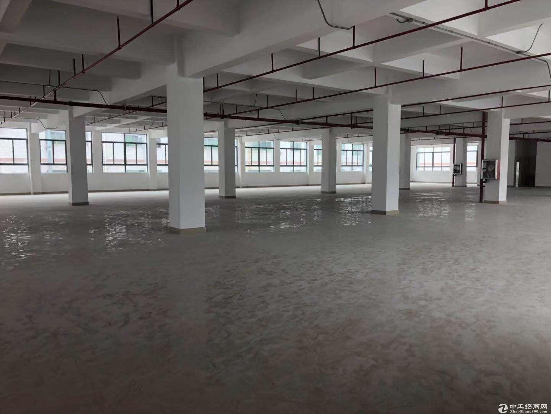 深圳坑梓秀新新出一楼860平米适合CNC设备五金