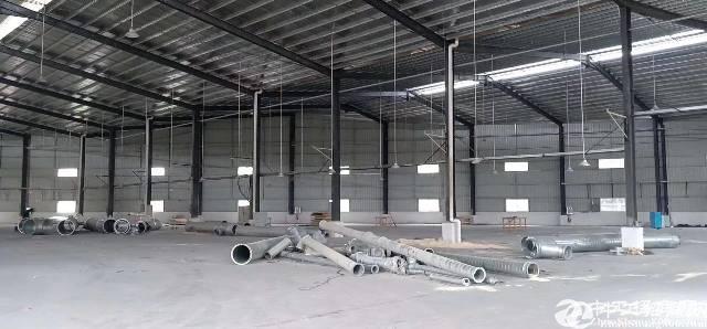 龙岗经典独院钢构出租,滴水9米可办环评,空地大