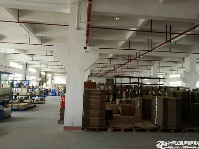 平湖华南城边上一楼3000平米仓库厂房急租可分租