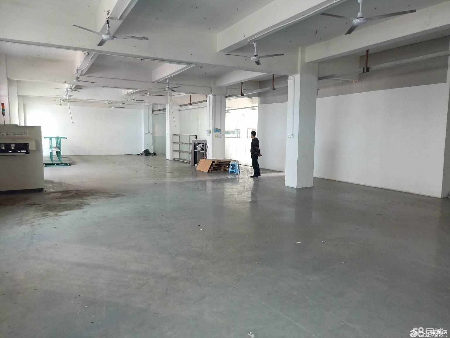 平湖辅城坳工业区新出带装修办公室厂房二楼600平方出租