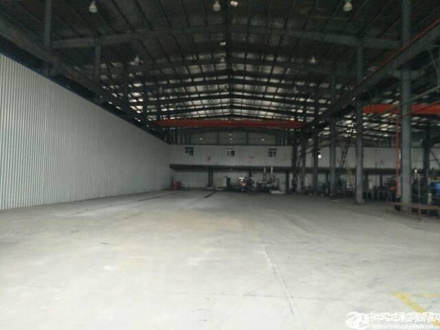 [武汉周边厂房] 葛店5000平仓储物流,带办公宿舍食堂
