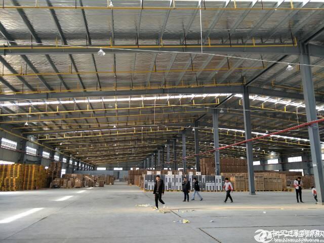 [武汉周边厂房] 葛店物流厂房9000平,带办公食堂宿舍