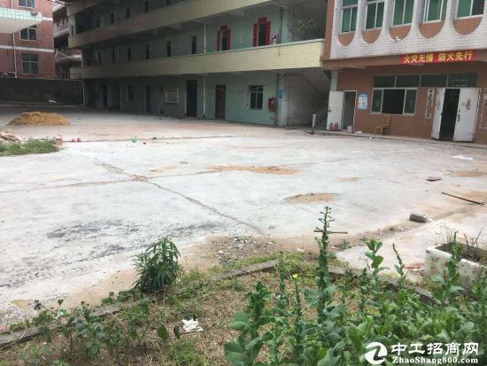 深圳碧岭工业区1000平米无公摊一楼厂房招租,租金18元