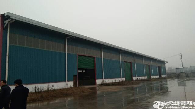 [江岸厂房] 独院16000平,钢构厂房