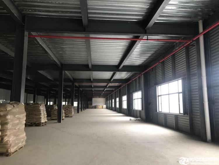 江夏新城开发区江南汽车产业园带航车轨道16米高厂