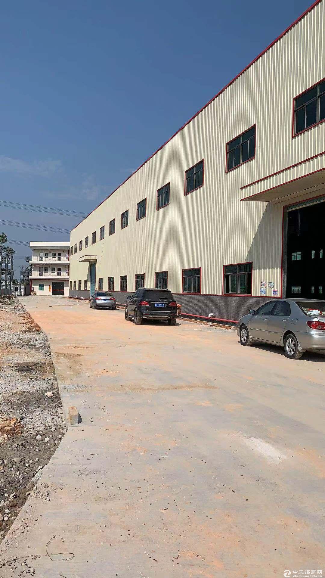 成本价出售钢构厂房,单价仅需1000元/平