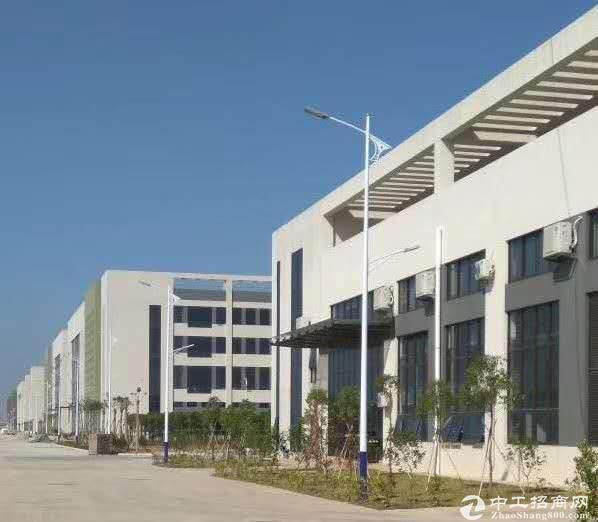 适合投资的大型工业园出售:有空地1万平,双证全,形象好。
