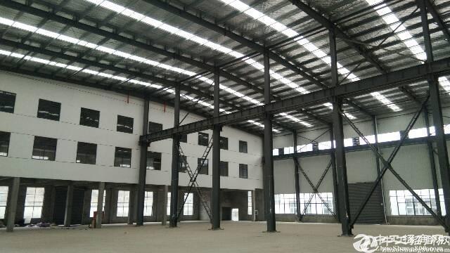 江夏107国道全新钢构低价出租-图2