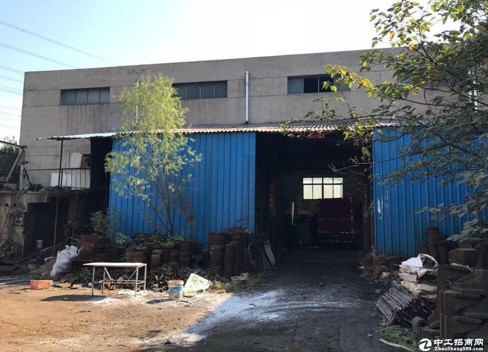 [青山厂房] 青王公路动车基地附近500平