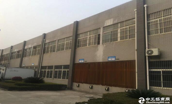 [汉南厂房] 高科技产业园,2000平米厂房,带行吊
