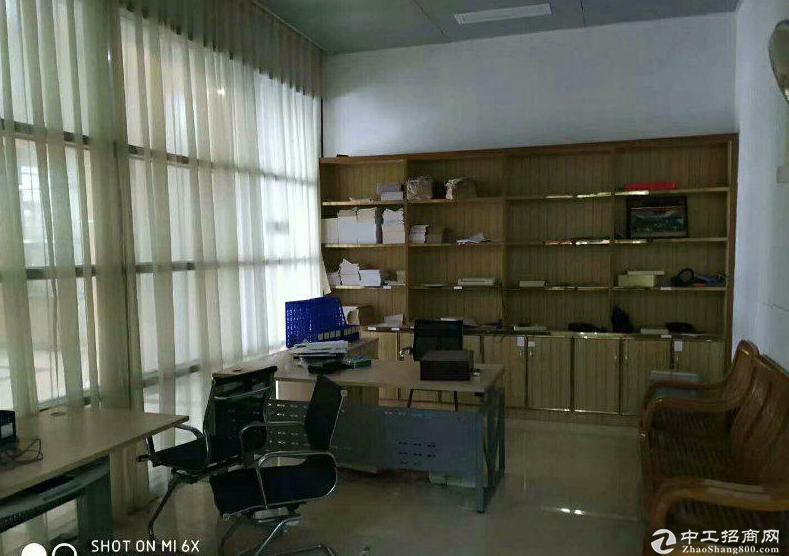 横岗(坪山六联)新出独栋标准厂房6100平带办公,带装修