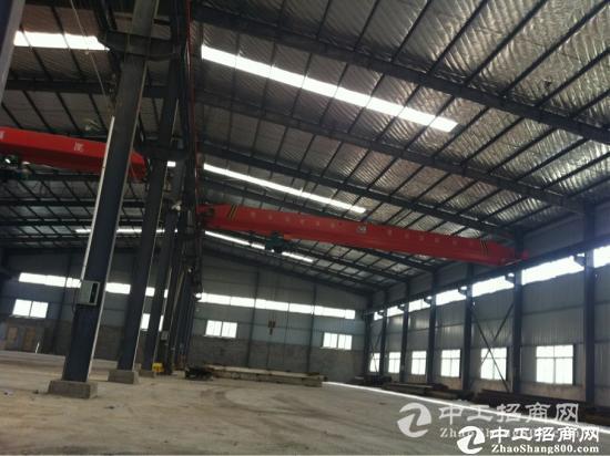 青山带有10T和16T行车的轻钢结构1100平方米万博app官方下载出租