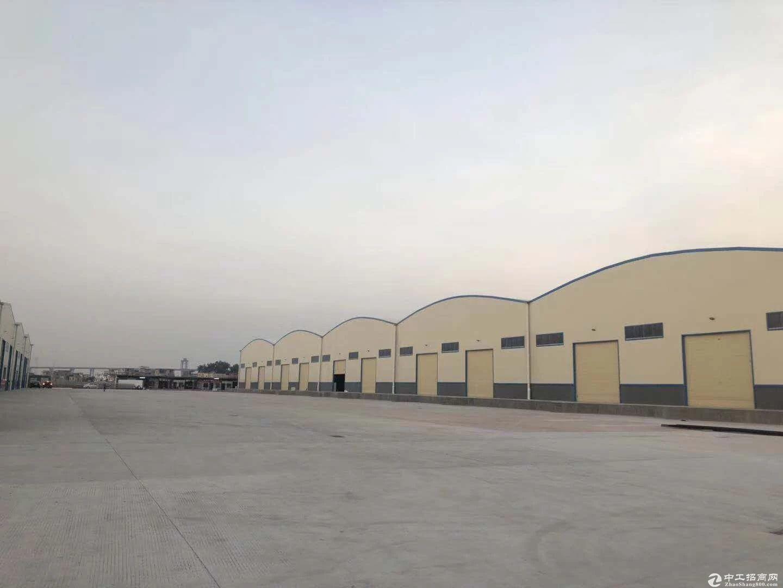 物流仓、带卸货台,5000平方物流仓库出租
