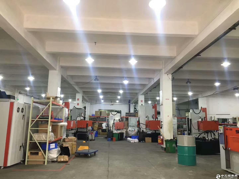 平湖华南城原房东二楼1800平米出租大小可分急租