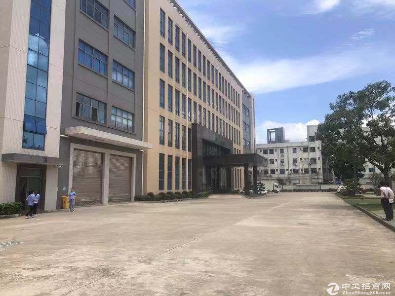 坪山区原房东独院三层厂房、宿舍共计3150平方招租.
