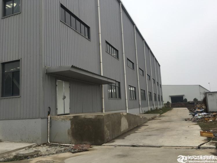 [东西湖厂房] 慈惠高标准高台4000平物流仓库