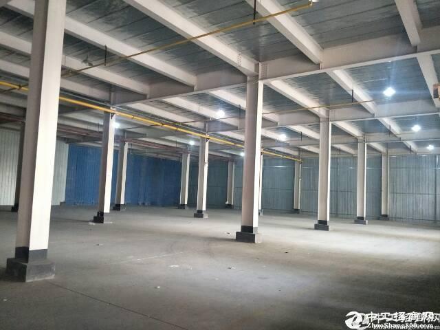 [东西湖厂房] 吴家山物流园区空出1600平仓库实价
