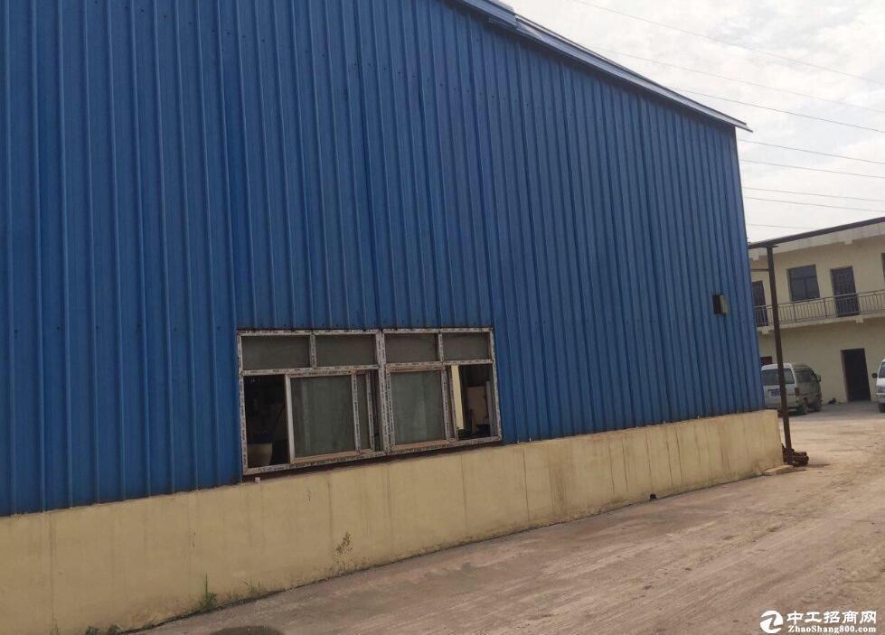 武钢电厂旁 厂房 3000平水电气全通直接入住