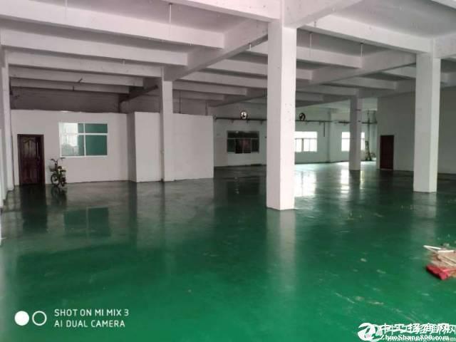 石岩塘头原房东厂房楼上700平带装修招租