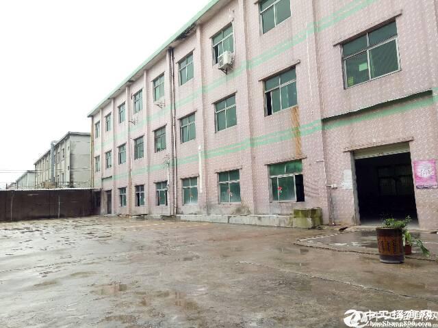 深圳坪山六联新出原房东红本独门独院2800平米招租