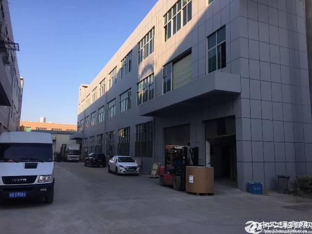 龙岗北通道经典小独院1500平厂房招租500起分-图2