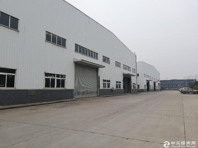 钢结构厂房2000平,10吨行吊,层高12米,价格18.6含税含物业