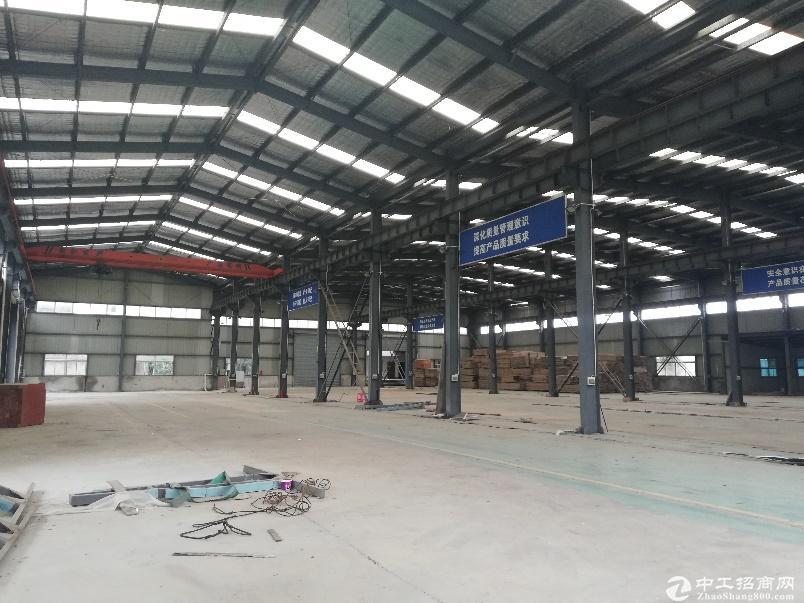 钢结构厂房3000平,各有5吨行吊,层高12米,价格14不含税