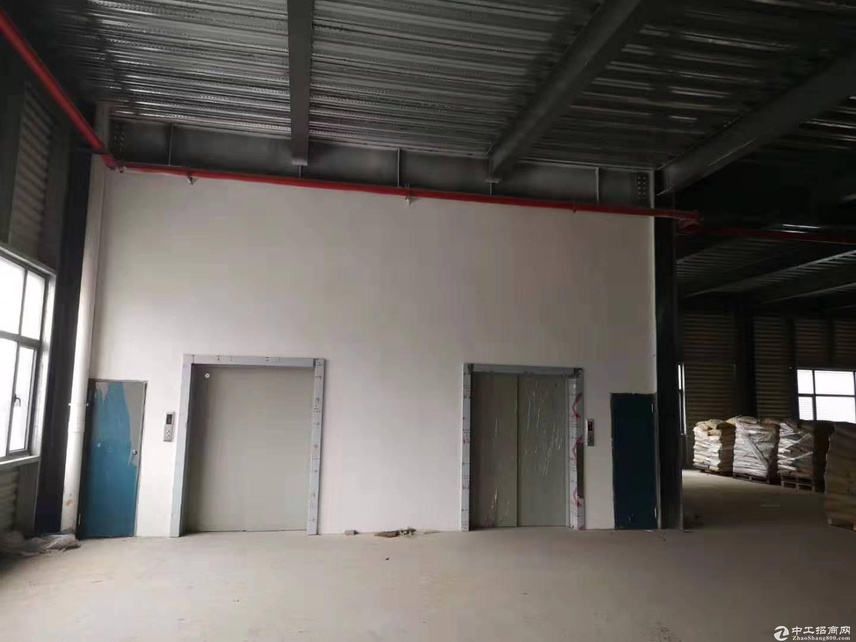 江夏区  10000平正规化产业园   可分割