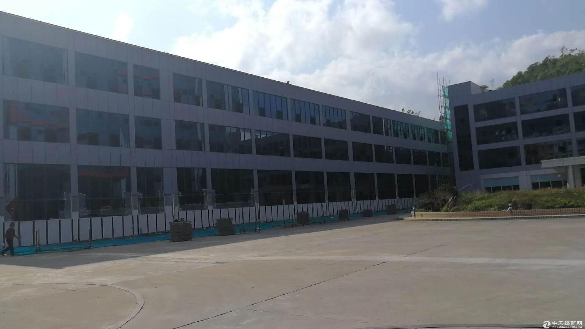 龙华新区(龙岗)红本孵化园2856平,国家大力补贴招租