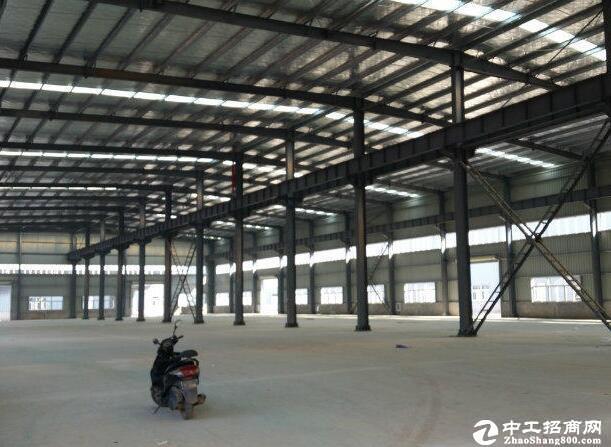 [蔡甸厂房] 奓山500~30000钢构厂房可分租