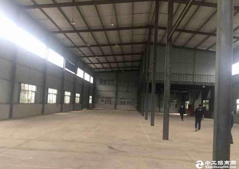 [蔡甸厂房] 1600平单层厂房仓库出租价格优惠