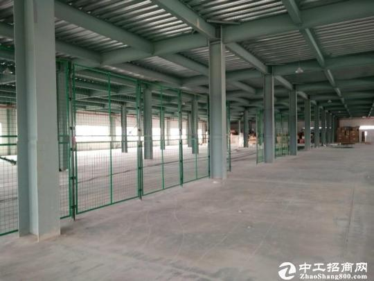 [东西湖厂房] 金银湖5500平米单层厂房仓库出租