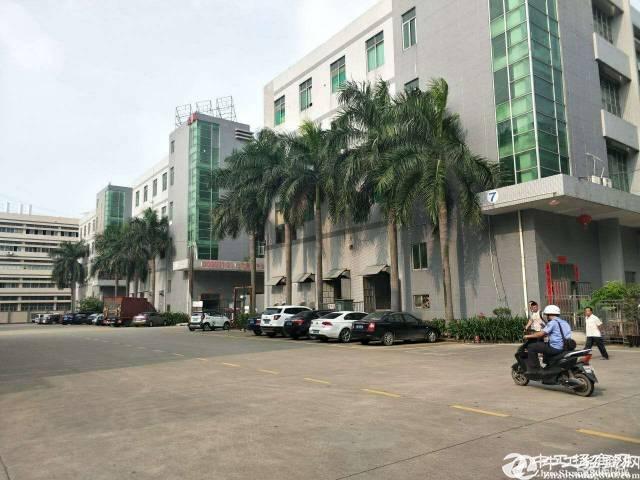 福永和平永和路边一楼430平米办公仓库招租