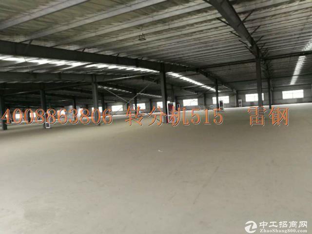 东西湖3万平米钢构厂房出租