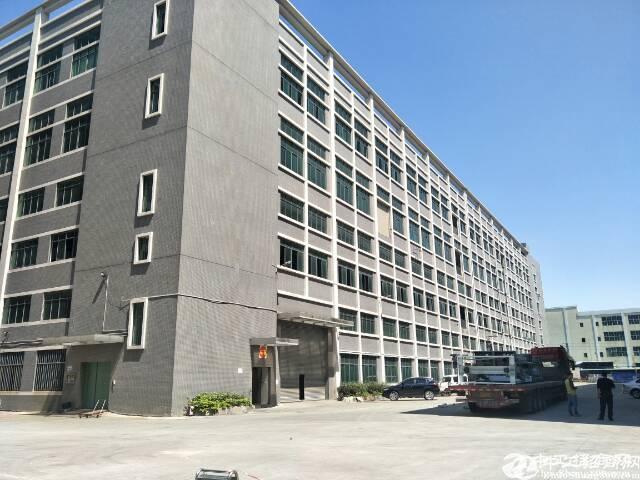 松山湖片区红本厂房出售,可办环评50年产权