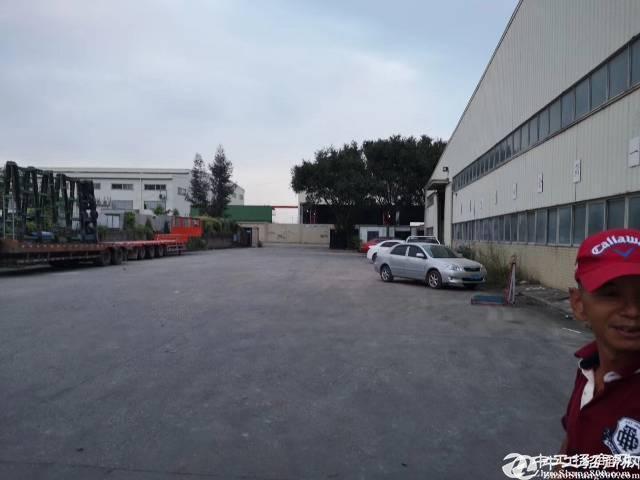 石岩新出大型钢构7200平方招租