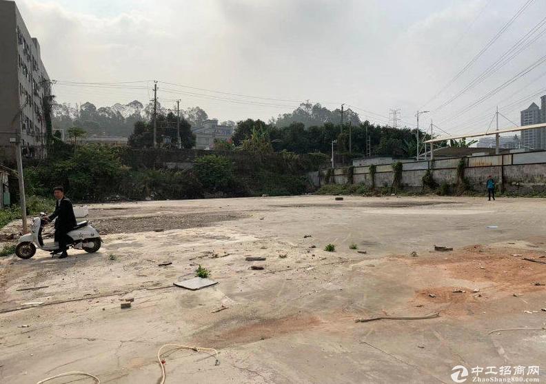 东莞石龙原房东新空出单一层独院滴水8米1800平方
