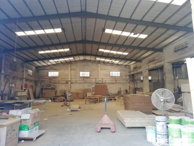 惠阳新圩约场原房东独栋钢构厂房空置3000平米