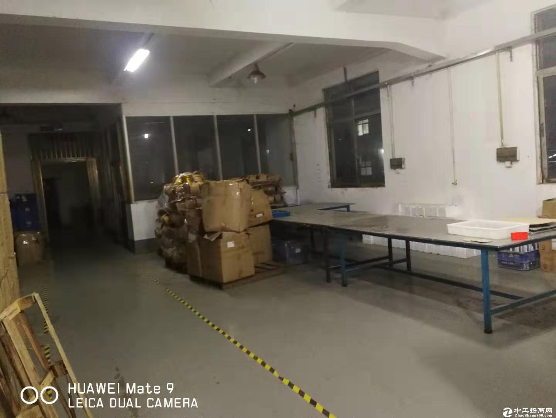 坪山新区坑梓一楼厂房300平转租 带装修