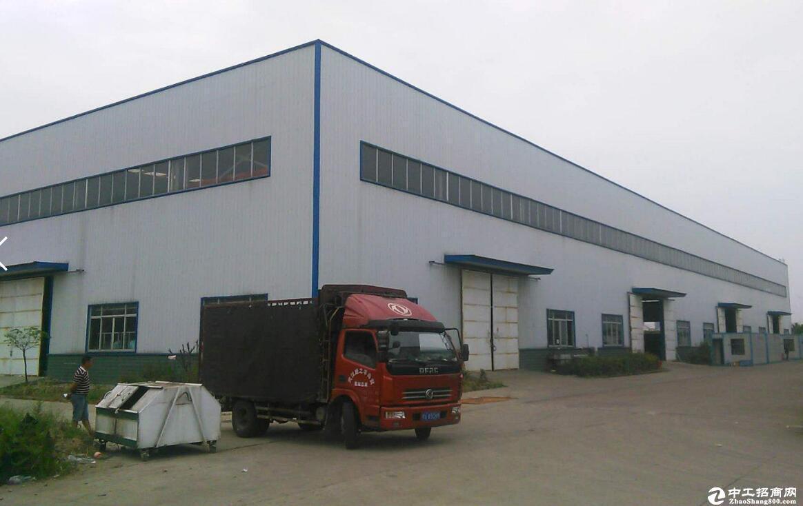 出租汉南汽零园工业区厂房500-5000平