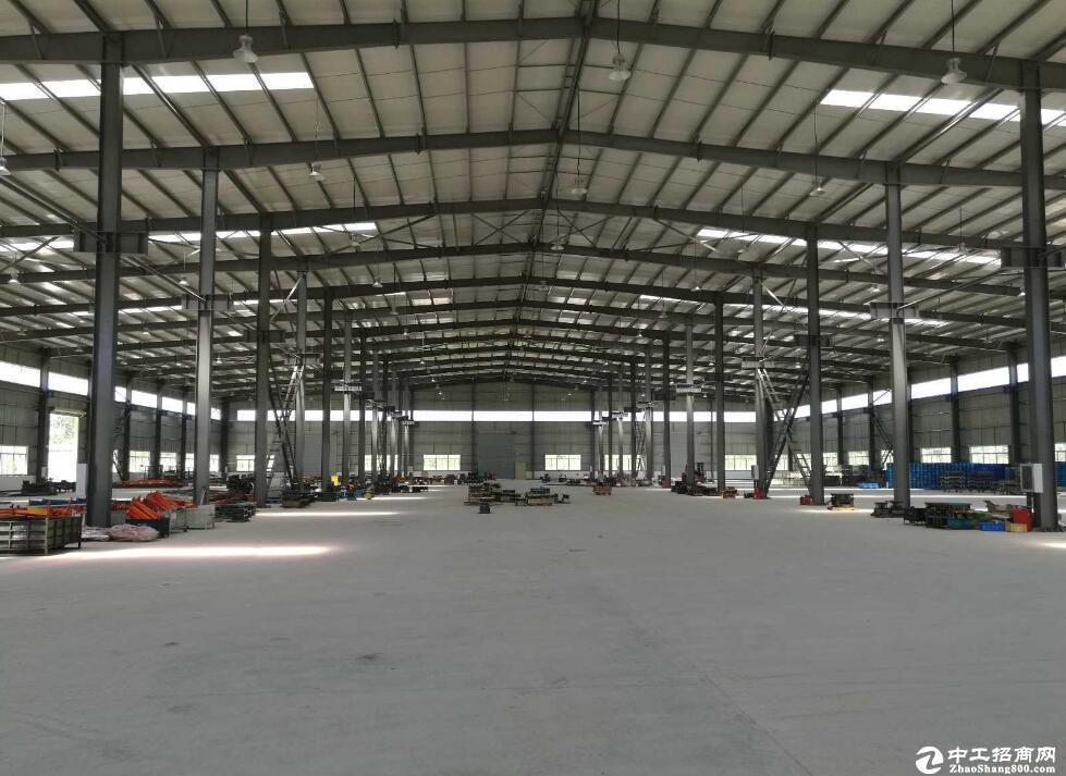 汉南幸福工业园厂房2000-4000平米出租