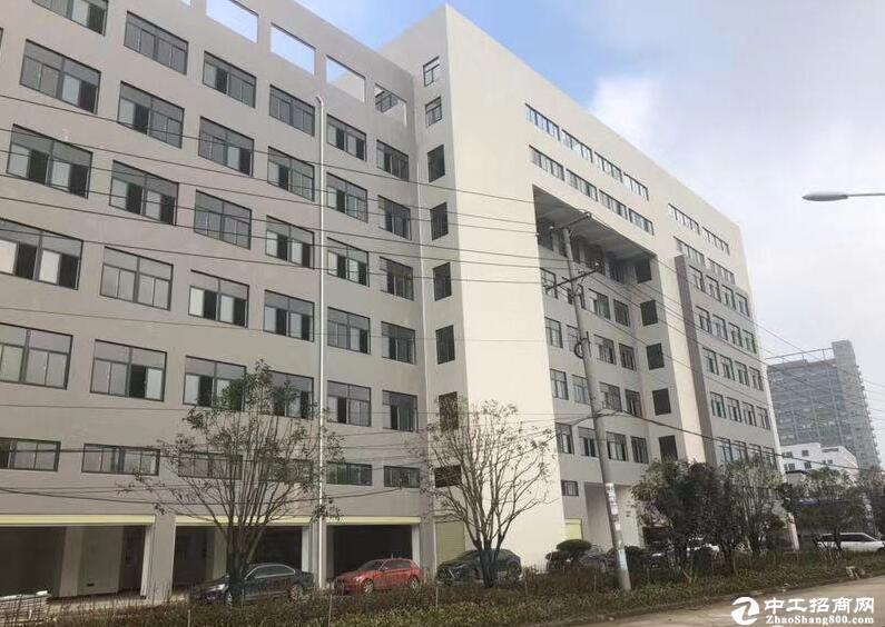汉阳三环线黄金口6000平米     框架结构厂房产业园-图2